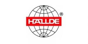 hallde food preparation machines logo