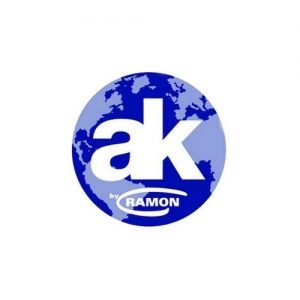 ak ramon food packaging machinery company logo