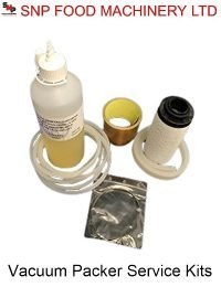 Vacuum Packers Service Kits